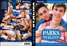 DVD - Зона Отдыха / Parks And Recreation (Гей порно)