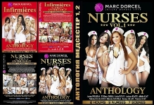 DVD - Антология Медсестер 1, 2 / Nurses Anthology, Infirmieres Anthology 2 (2 DVD - 5 часов)